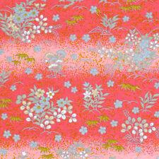 (MG16) BRILLIANT series Japanese Yuzen washi paper 21 x 29.5 cm.