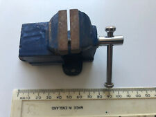 MINI VINTAGE HOBBY MODELLERS BENCH VICE, 33 mm jaws