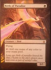 Oiseaux de Paradis Ravnica Altéré - Altered Birds of Paradise - Magic mtg 2
