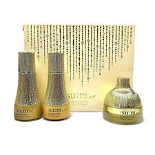 SU:M37° LosecSumma Elixir Gift set ( 3 Items)- Skinsoftner,Cream,Emulsion