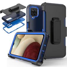 For Samsung Galaxy A42 5G A12 A11 A21 Phone Case+Holster Belt Clip Fits Otterbox
