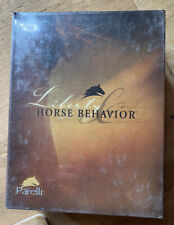 New listing Parelli Natural Horsemanship Liberty Horse Behavior 10 Dvd Box Set Training New