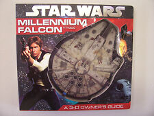 Star Wars Millennium Falcon A 3-D Owner's Guide 2010 Technical Specifications