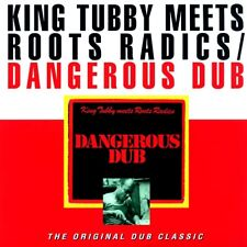 SEALED NEW LP King Tubby, Roots Radics - Dangerous Dub: King Tubby Meets Roots R