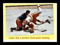 1959 Topps #53 Nick Mickoski/Johnny Hanna IA EXMT X1428392
