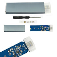 NEW M.2 NGFF SSD SATA TO USB 3.0 External Enclosure Storage Case Adapter US