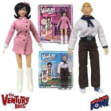 The Venture Bros. Dr. Girlfriend & Hank Venture 8-inch Action Figures Set
