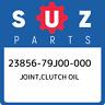 23856-79J00-000 Suzuki Joint,clutch oil 2385679J00000, New Genuine OEM Part