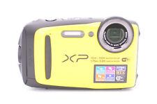 Fujifilm FinePix XP Series XP90 16.4MP Digital Camera - Yellow
