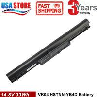 Battery for HP Pavilion Sleekbook 14 15 Touchsmart 14-B120DX 14-C015DX