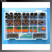 179 PCS DEUTSCH DT Genuine CONNECTOR KIT Included REMOVAL TOOLS, From USA