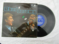 CHAD AND JEREMY LP SELF TITLED emi regal 1087 ...... 33rpm