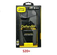 Otterbox Defender Series Case For Samsung Galaxy S20+ Plus 5G - BLACK