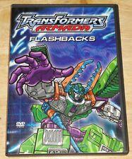 Transformers Armada : Flashbacks DVD Used animation