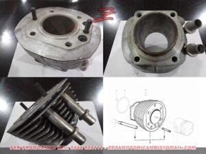 cilindro originale Mahle 70ZN3 W2 per Bmw R65 1979-1985