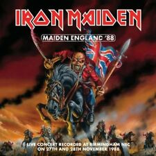Iron Maiden - Maiden England [New CD] Explicit