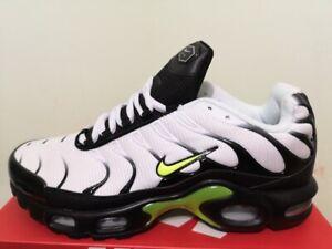 Scarpe Nike AirMax TN PLUS White,Black,Limi Green