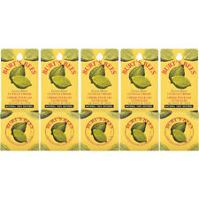 5 Pack Burts Bees Lemon Butter Nagelhaut Creme Dose .177ml Jedes