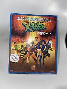 TSR Marvel Super Heroes The Uncanny X-Men Special Campaign Set