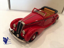 1/43 ° my collection brianza factory built salmson s4 cabriolet 61