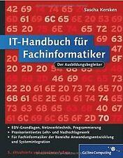 IT-Handbuch für Fachinformatiker: Für Fachinformati...   Buch   Zustand sehr gut