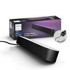Philips Hue Indoor Play LED Light Lighting Bar Single Pack with Power Adapter -