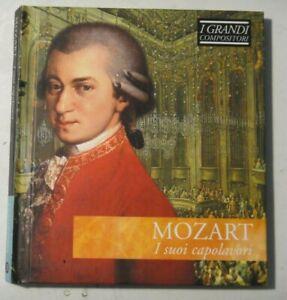 """I GRANDI COMPOSITORI """" MOZART """" I SUOI CAPOLAVORI - CD - COMPACT DISC"""