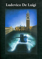 Ludovico De Luigi: Traveler in Art. HCDJ, 2002. Association copy, Inscribed