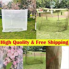 US Mosquito Camping Net In/Outdoor Twin Bed Outdoor Portable Netting Storage Bag