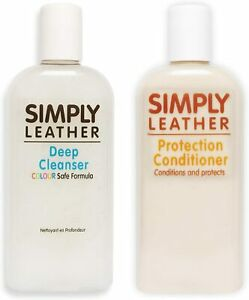 Simply Leather Protection Conditioner & Cleaner For Car, Sofa, Handbag, Coat etc