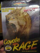 Stoney Wolf DVD Video / Coyote Rage / Predator Hunting / Tactics Tips / 30 Hunts
