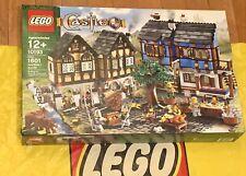 LEGO 10193 MEDIEVAL MARKET VILLAGE 🏰 NEW In Sealed Box! RETIRED CASTLE GoT MOC?