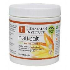 HIMALAYAN INSTITUTE Neti Salt For Neti Pot 340g
