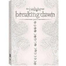The Twilight Saga Breaking Dawn Part 1 Bella's Wedding Edition Special Blu-Ray