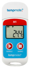 tempmate.®-M1 USB PDF Temperature Data Logger (Multi-Use & No Software Necessary