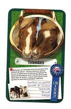 Top Trumps - Cheval et poney - ISLANDAIS  (A4668)