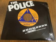 """The Police """"De Do Do Do, De Da Da Da & Friends"""" 7"""" Single 1980 EX CONDITION"""
