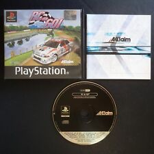 promo RC de GO PlayStation UK PAL・♔・pre-release full game RACING TAITO PS1 PS2