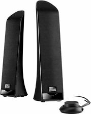 Hercules XPS 2.0 40 Slim Computer PC Wired USB Powered Speakers