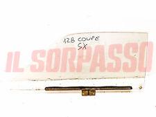 VETRO SCENDENTE + BASE GUIDA PORTA SINISTRA FIAT 128 COUPE SPORT - 3 P
