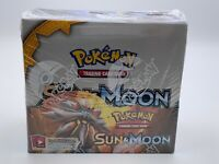 Pokemon 💎Sun And Moon SM Base Set Case Fresh💎Sealed Booster Box🌟36 Packs🌟S&M