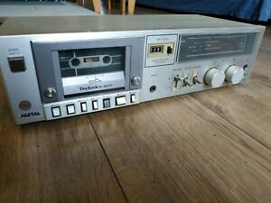 Technics Tape Deck (RS-M215)