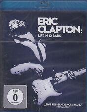 Eric Clapton / Life in 12 Bars [Blu-ray] (NEU! Original verschweißt, NEW)