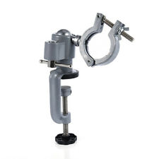 NEW 360º Rotating Table Vise Clamp-on Electric Drill Stand Holder Tiger Pliers