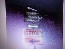 (NEW) CD DETOUR By Kate BLAIN Phil HENRY & Gary MOON ~RARE FOLK NEW YORK