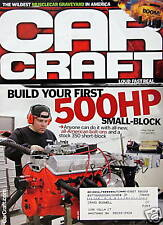 Build Your 1st 500hp Small Block - June 2005