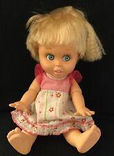 Baby Face Doll 1990 #7 So Innocent Cynthia Blue Eyes Galoob