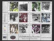 Isla de Man 2018 Motocicletas Nuevo sin Montar Conjunto de 12