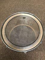 Vinatge Unbranded Marching Snare Drum 15x10