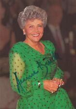 Autogramm Aenne Burda 2005+ Verlegerin Offenburg Burda Moden Mutter von Hubert #
